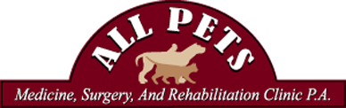 All Pets Medicine, Surgery and Rehabilitation Clinic, P.A.